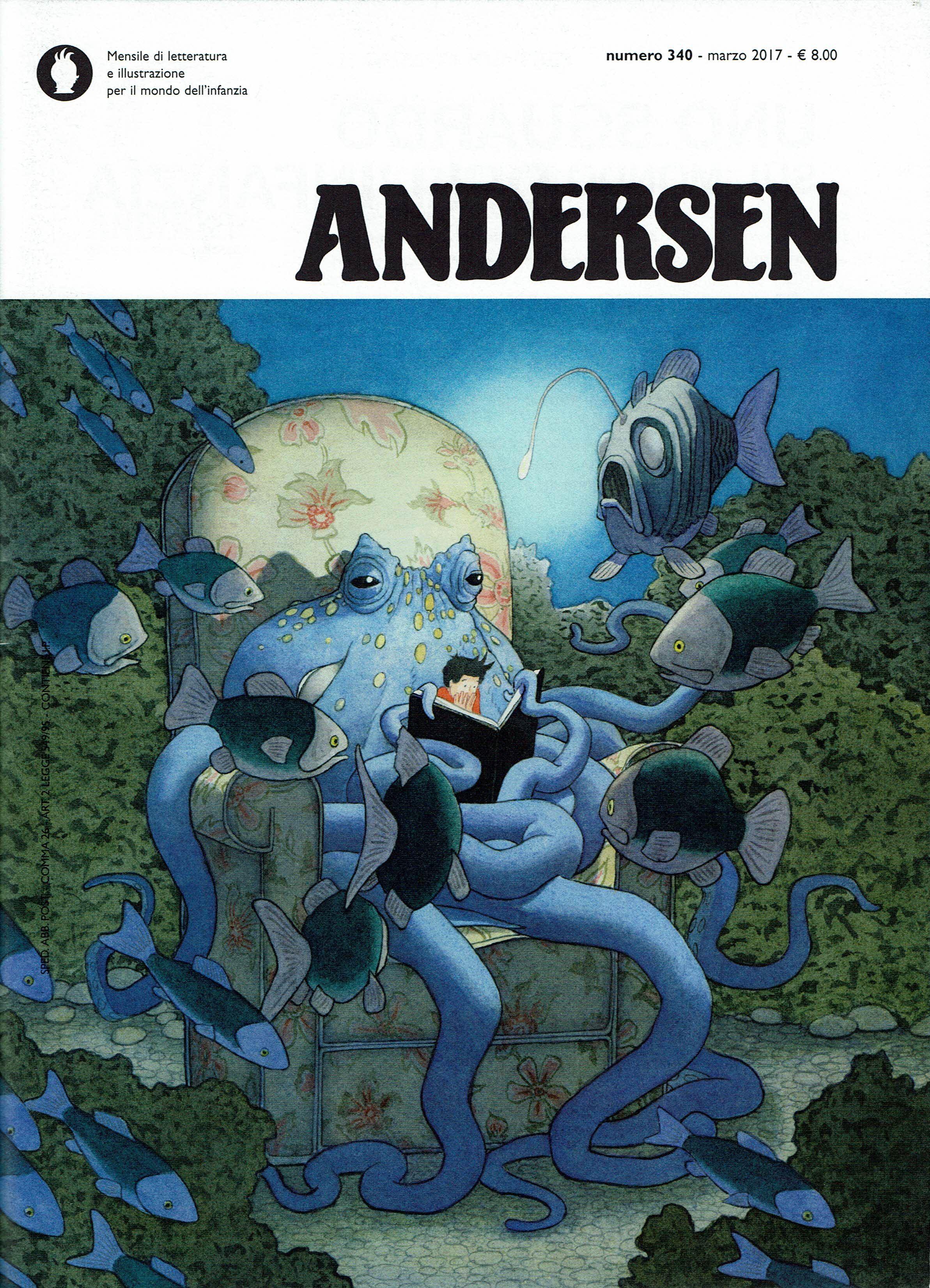 Andersen Marzo 2017 cover