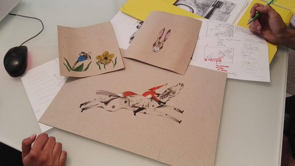 In redazione con Angelo Licciardello - La volpe Giovannuzza 4