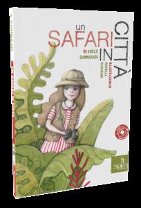 """""""Un Safari In Città"""" Il Libro Di Adele Cammarata Presentato In Diretta Con Eliana Chiavetta"""